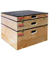 Perform Better Stackable Plyo Box