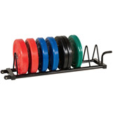 Perform Better Economy Horizonal Plate Rack