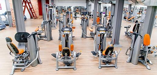 Оборудование для фитнес-клубов, центров, тренажерных залов